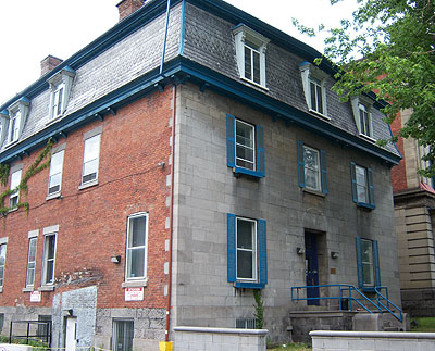 Grand r pertoire du patrimoine b ti de montr al for A la maison de pierre et dominique montreal